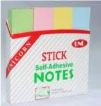 giấy note 4 màu UNC