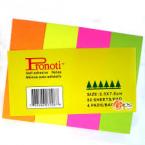 giấy note 4 màu pronoti