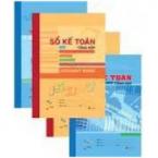 Sổ kế toán tổng hợp 120tr, 200tr,260tr,320tr
