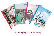 Vở KN Hồng Hà City 1076 72tr