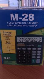Máy tính casio M-28