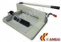 Máy cắt giấy a4 dày (4cm)