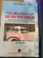 Tài liệu học tập về luật giao thông đường bộ